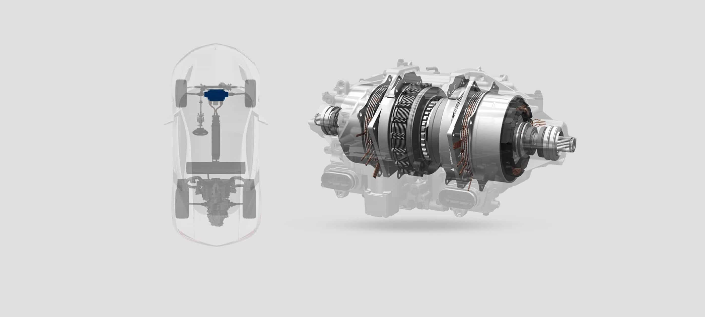 Unidad de doble motor