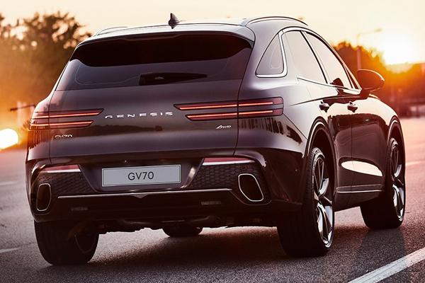2022 GV70-Performance