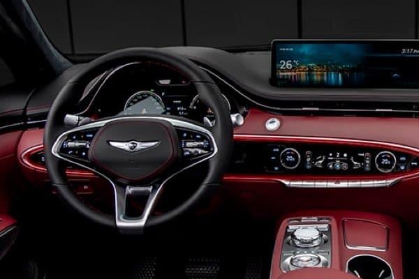 2022 GV70-Technology