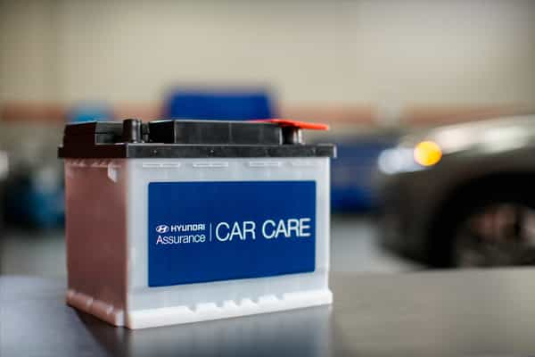 Genuine Hyundai Batteries