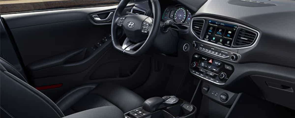 Premium navigation and sound systems.