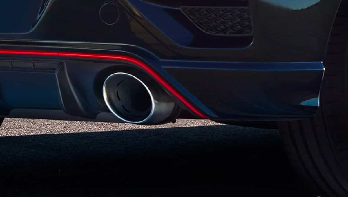Large bore exhausts