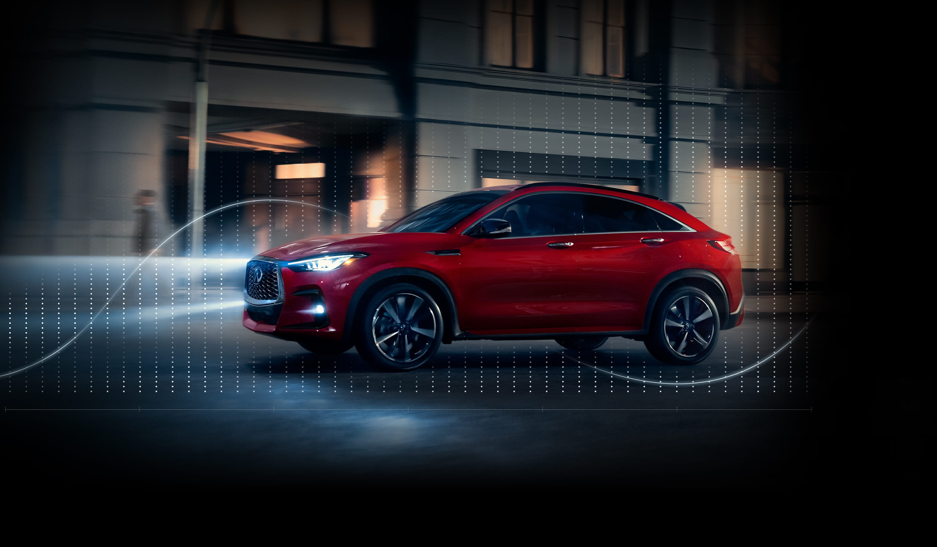RESERVE YOUR ALL-NEW <span>QX55 TODAY<sup>1</sup></span>