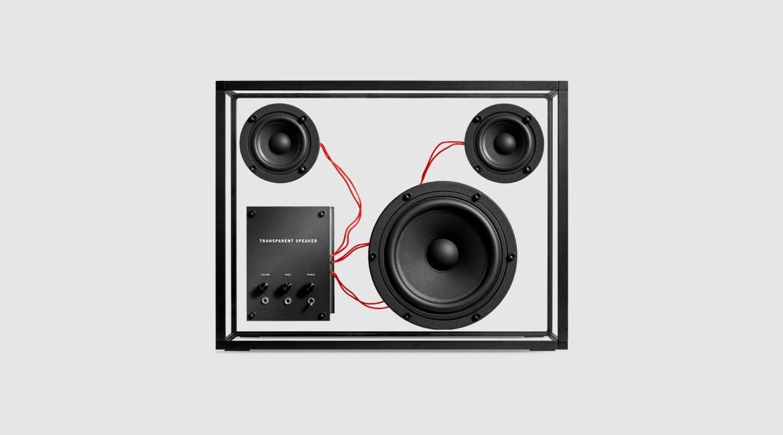 Transparent Speaker<sup>7</sup>