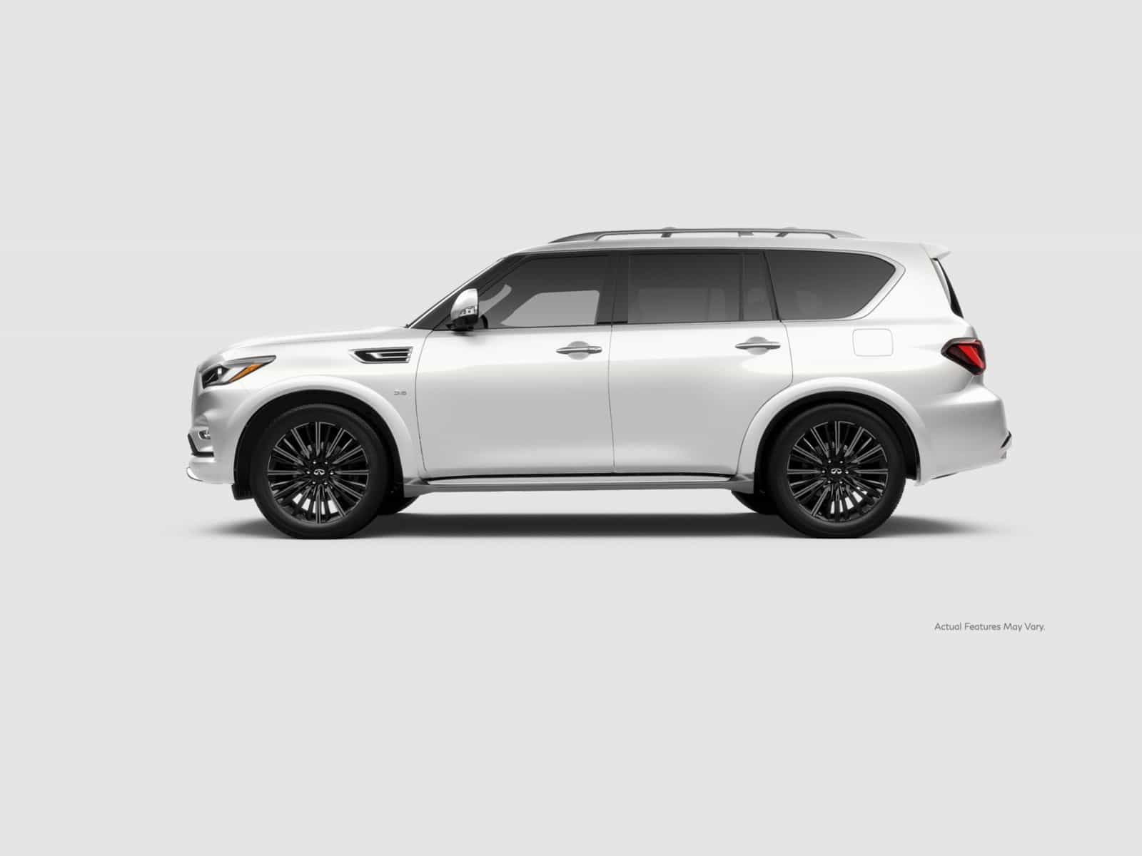 2020 QX80 LIMITED 4WD