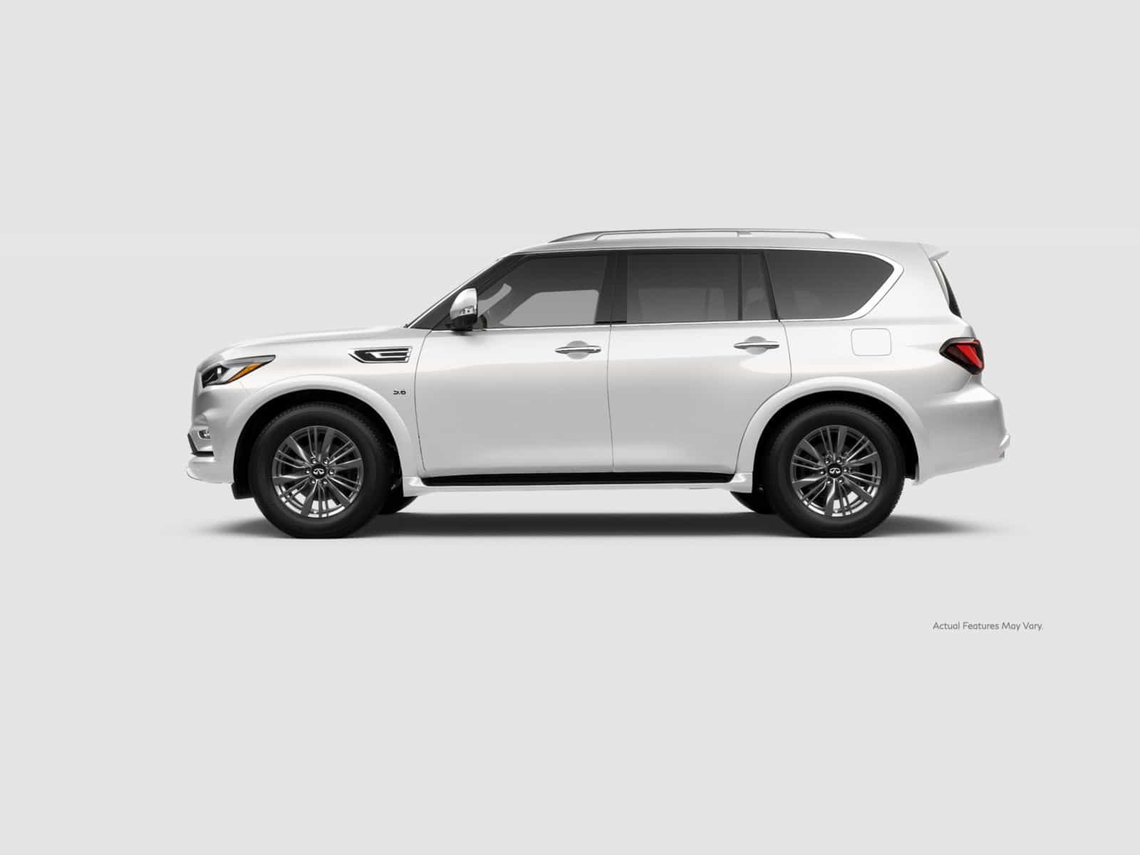 2020 QX80 LUXE 4WD