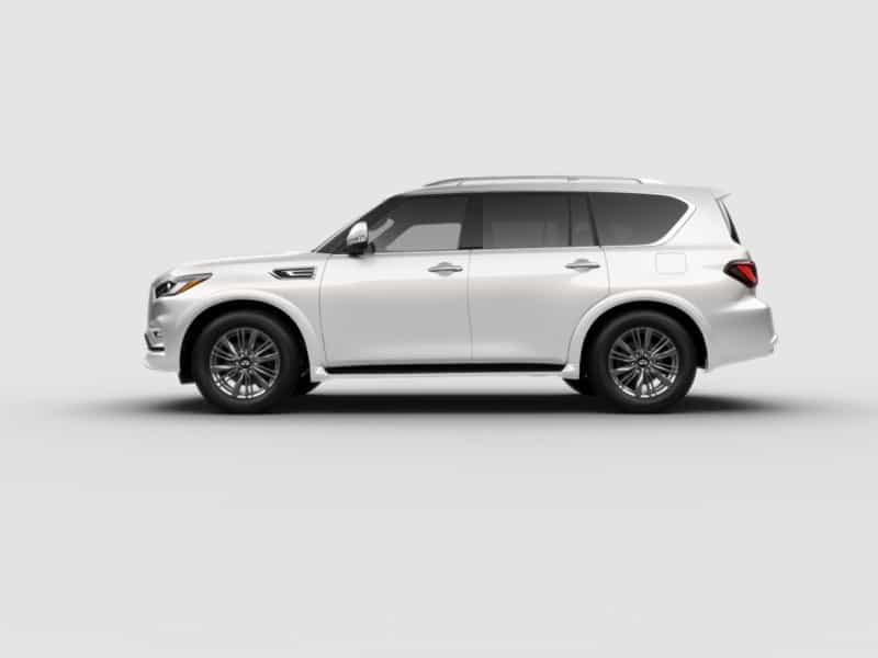2021 QX80 LUXE 4WD