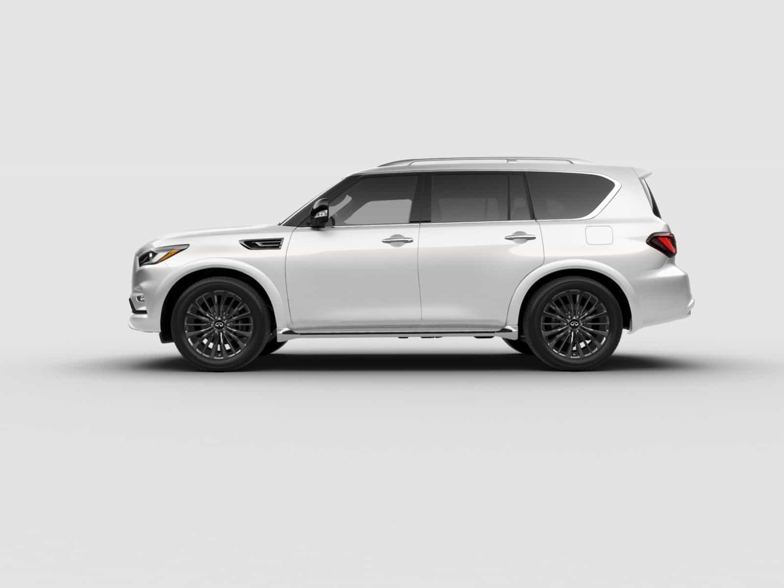 2021 QX80 PREMIUM SELECT 4WD