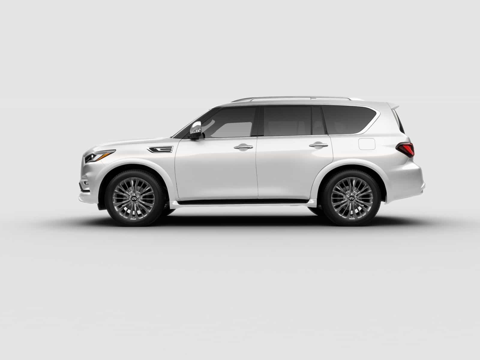 2021 QX80 SENSORY 4WD