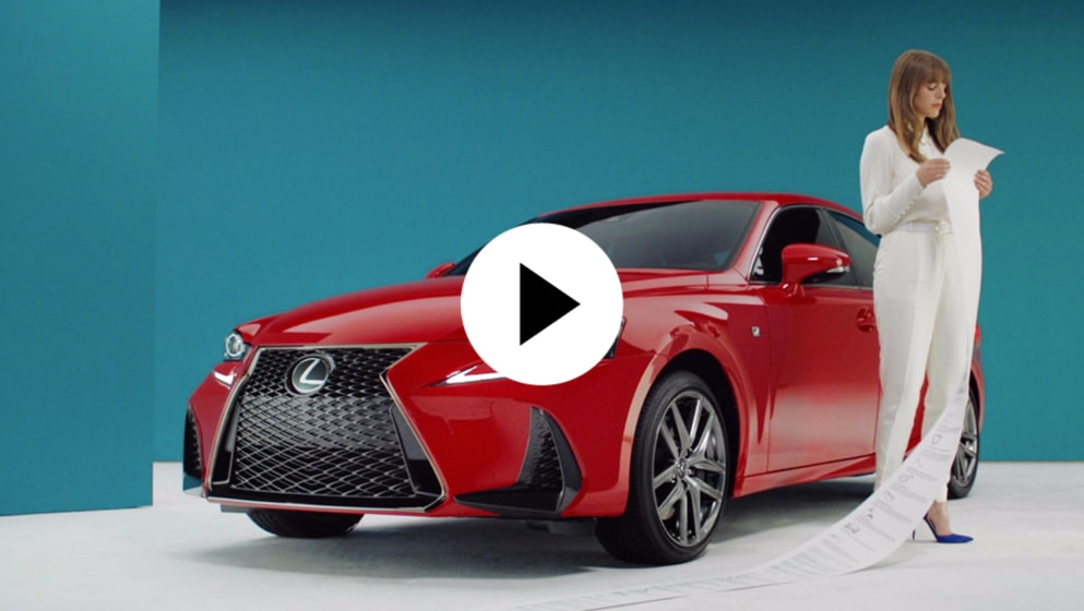 THERE'S NOTHING HOTTER THAN COLD RATIONALITY.<br />DISCOVER WHAT MAKES L/CERTIFIED BY LEXUS STAND APART.