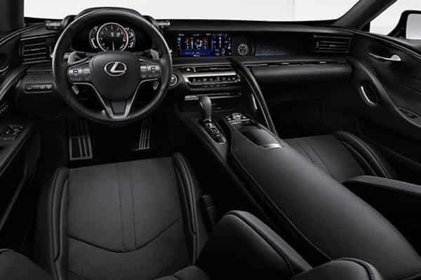 2021 LC Hybrid-Technology
