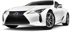 2021 Lexus LC Hybrid