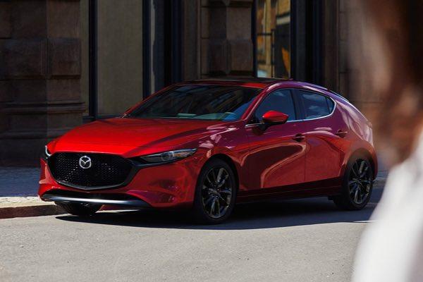 El Mazda3 Hatchback 2019