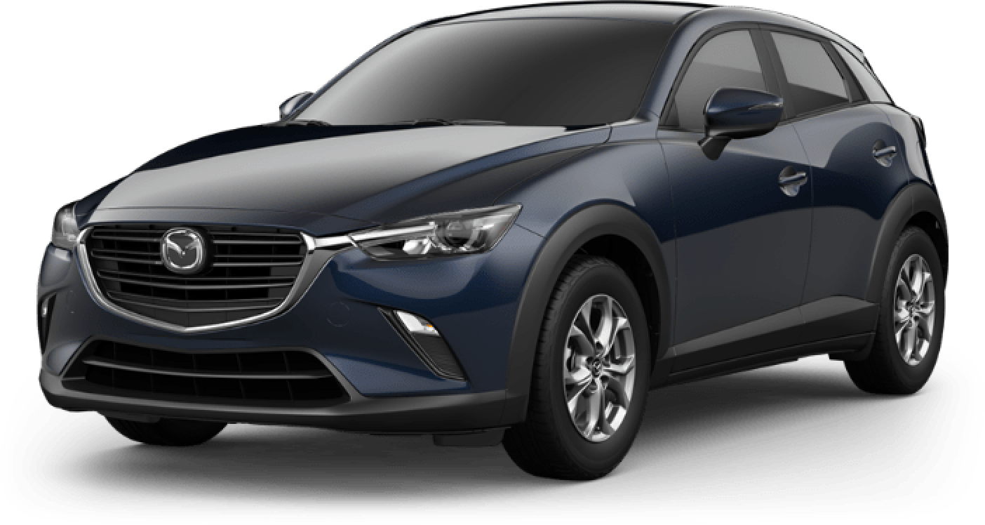 2020 CX-3, Deep Crystal Blue Mica