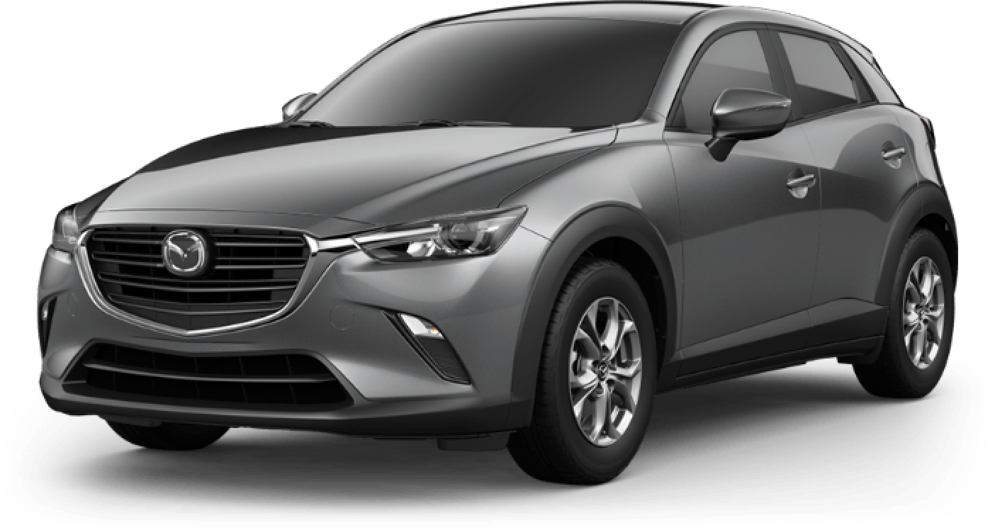2020 CX-3, Machine Gray Metallic