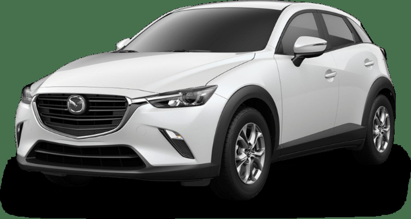 2020 CX-3, Snowflake White Pearl Mica
