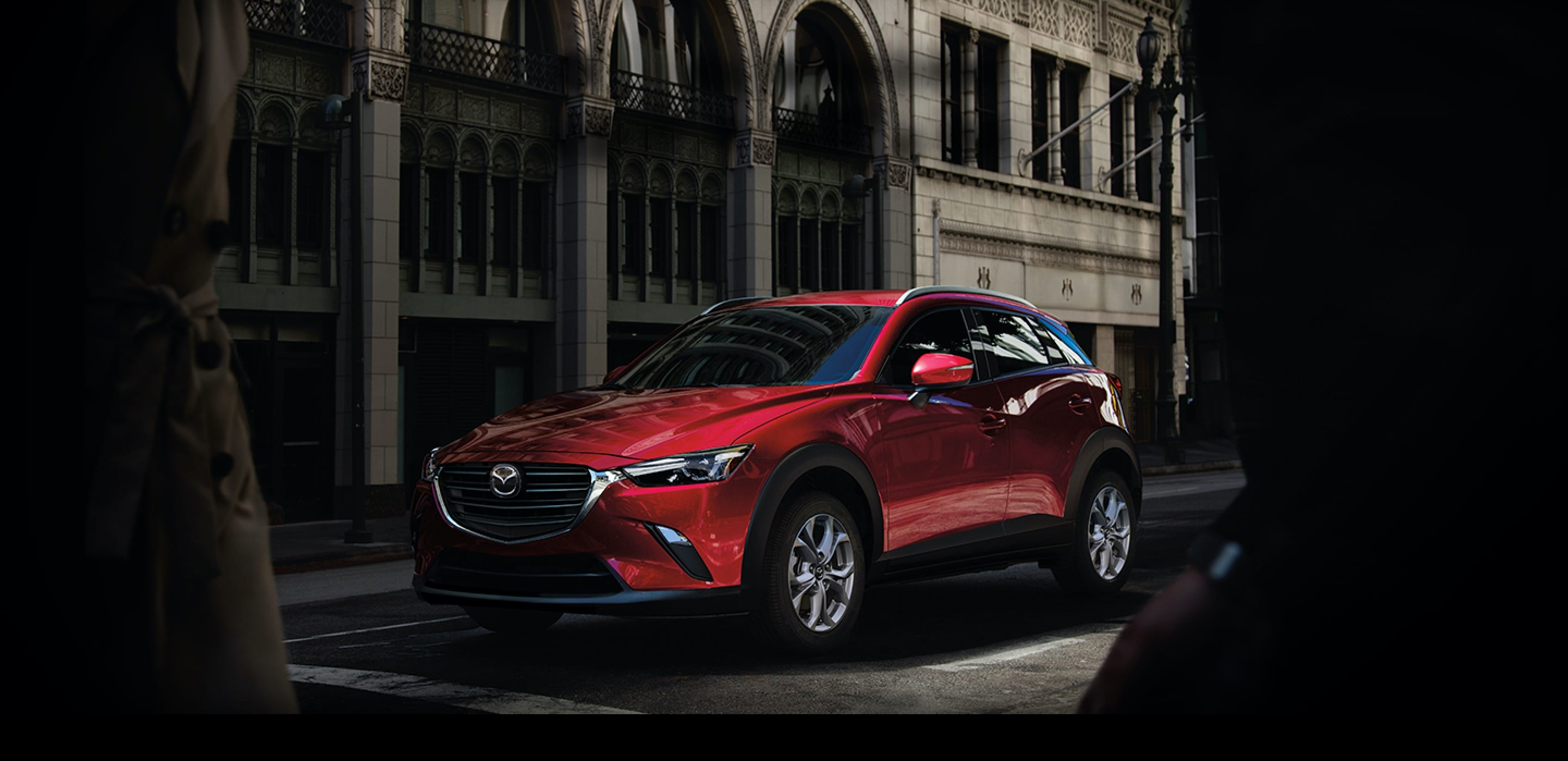 2020 CX-3, SPORTY. REFINED.