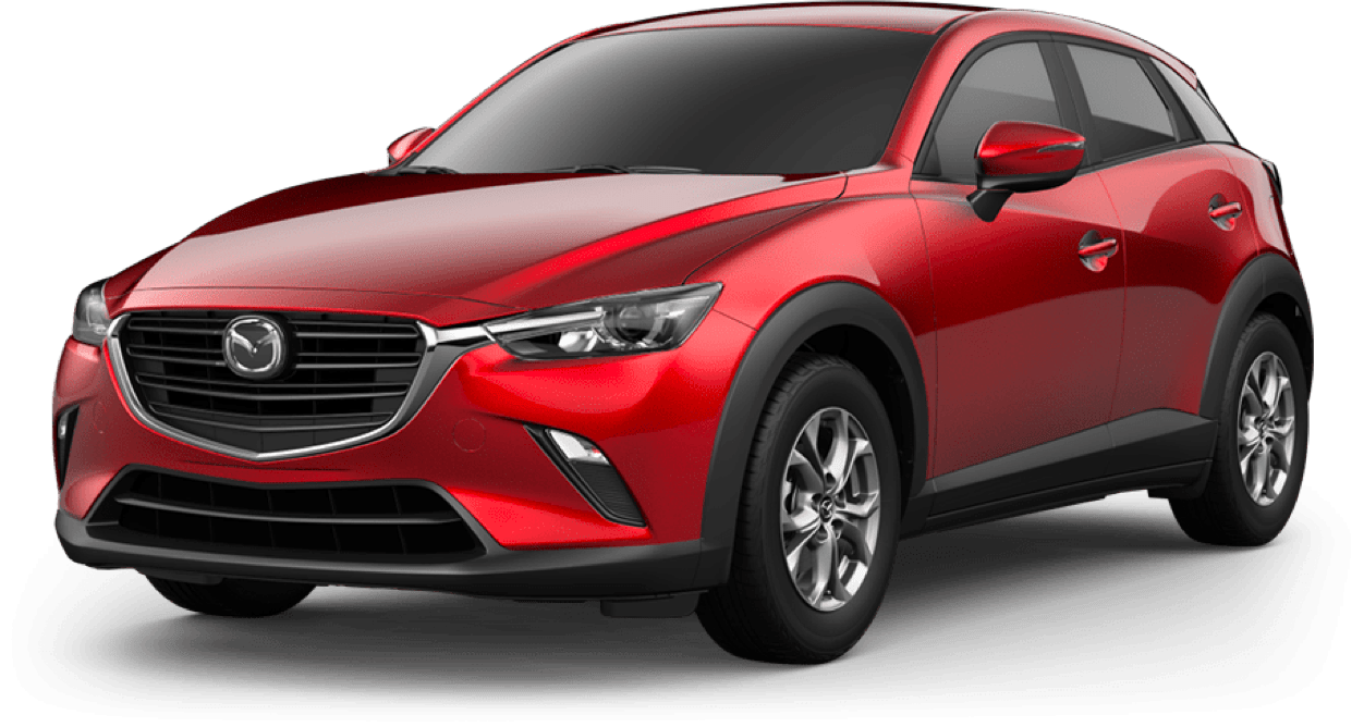 CX-3 Trims - Sport