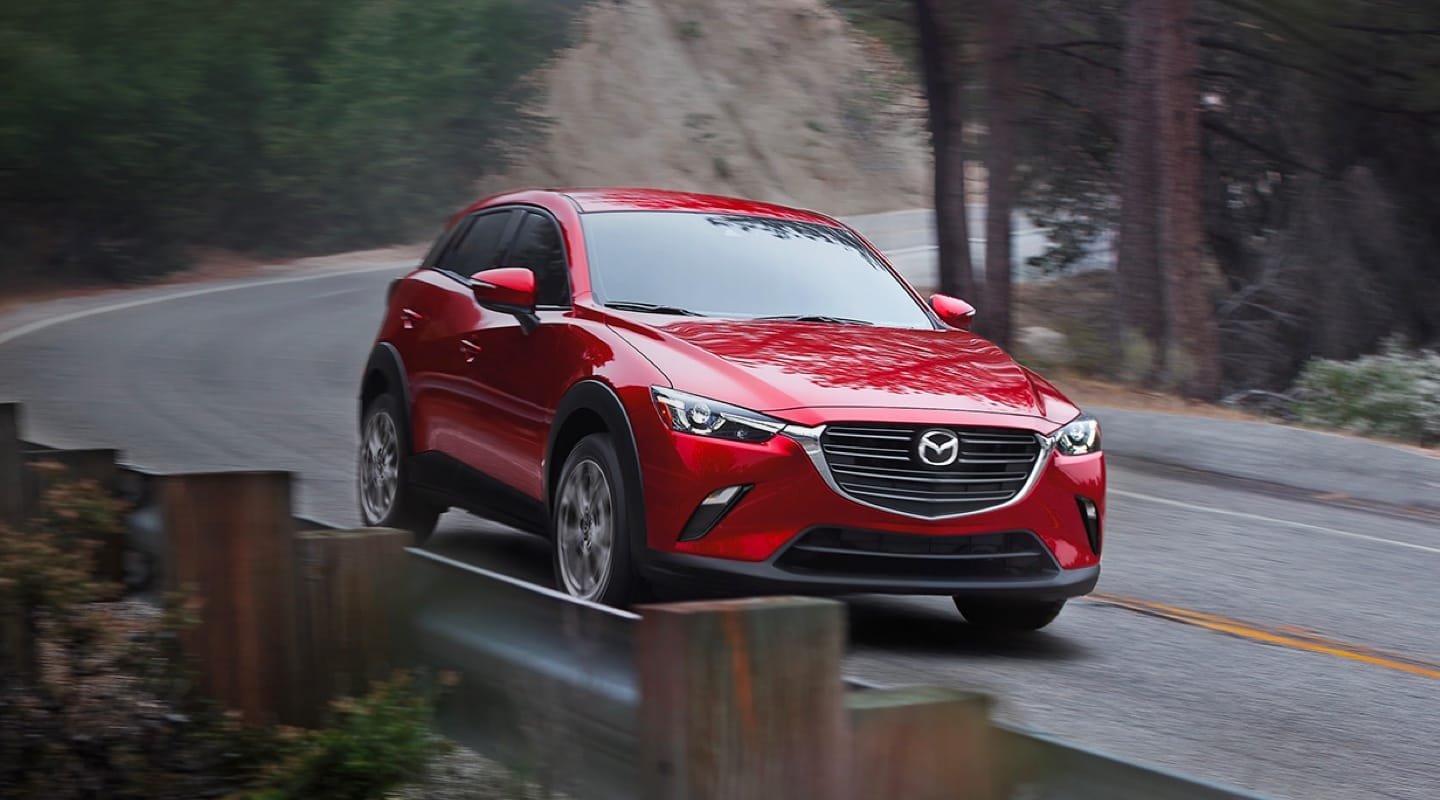 CX-3 - Your Road Awaits