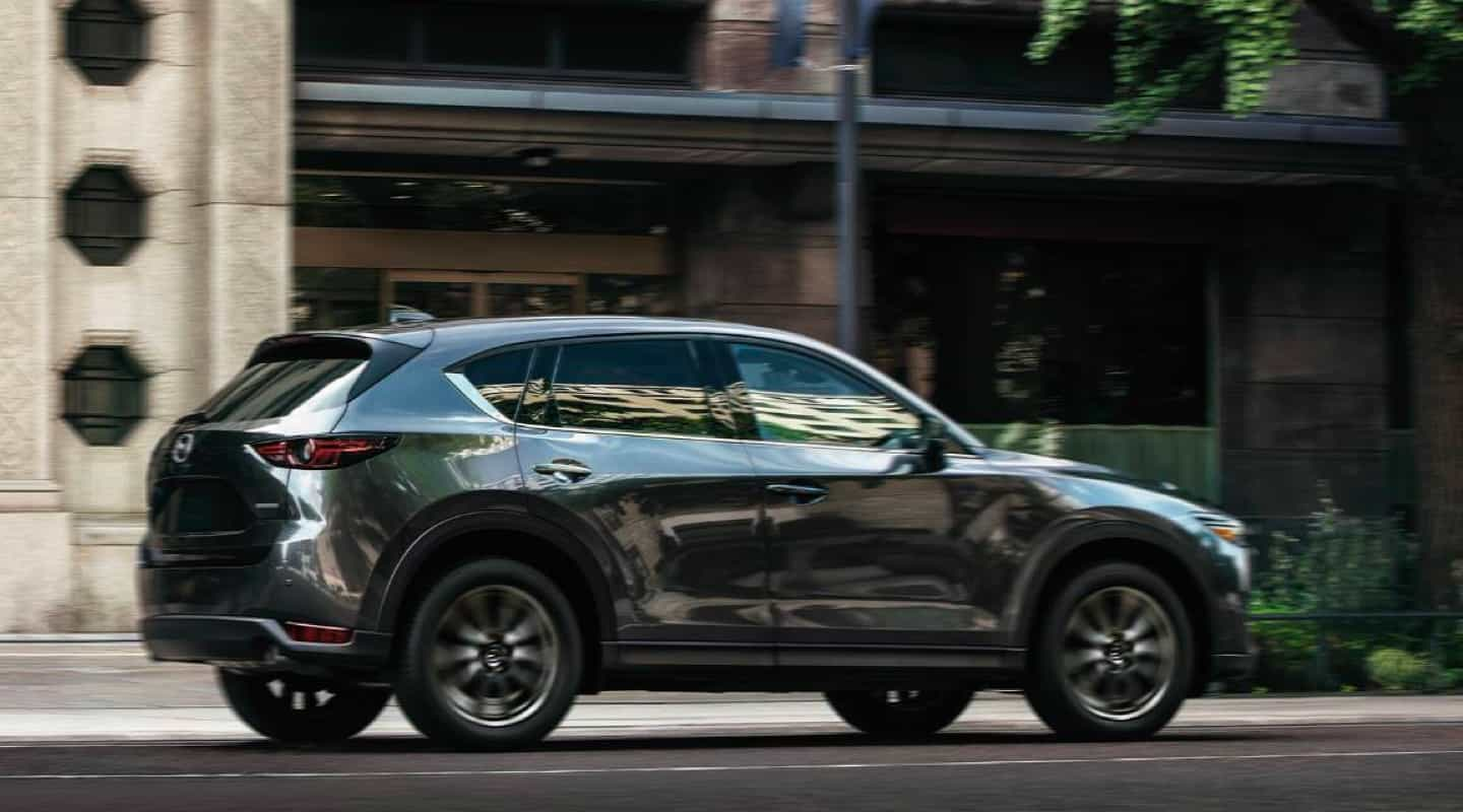 CX-5 - PERFORMANCE