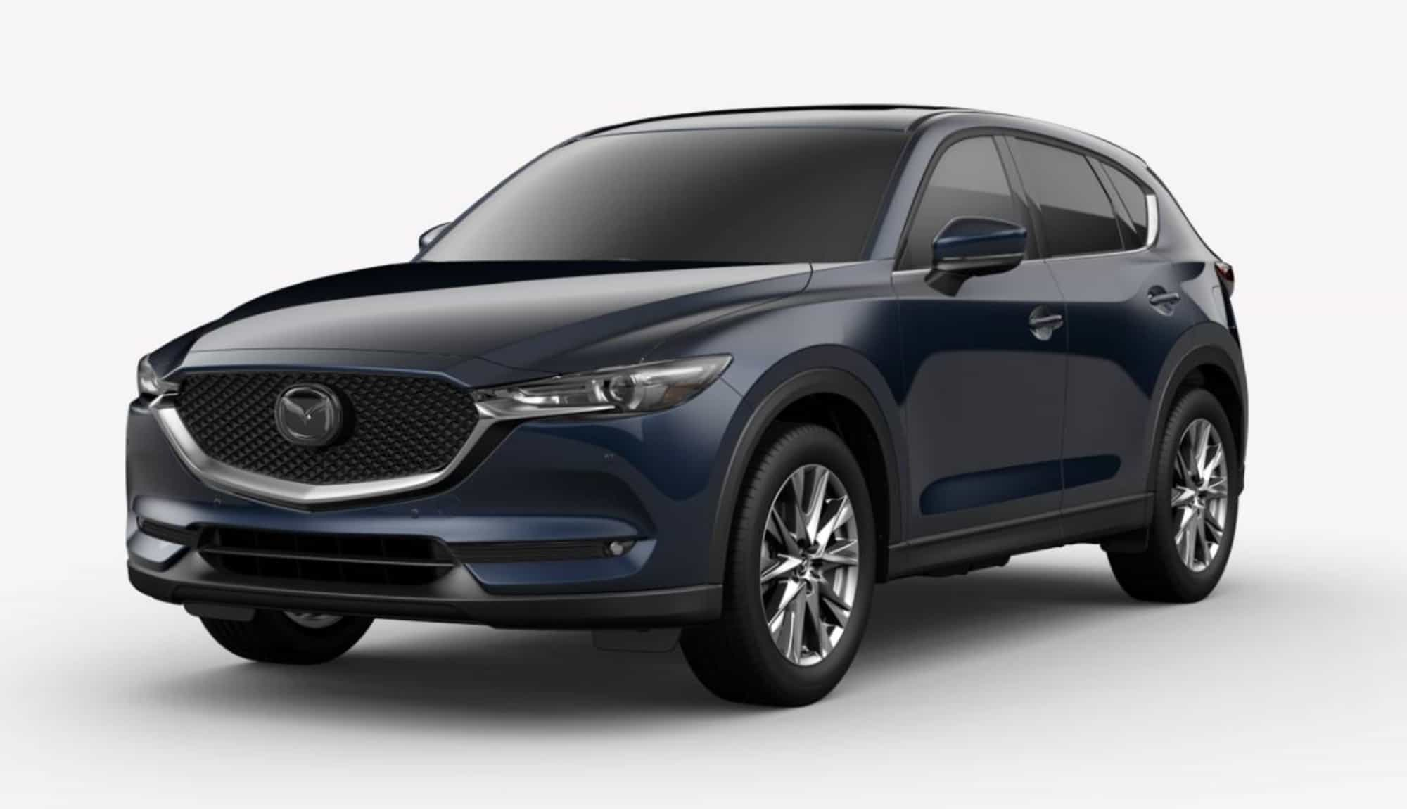 2020 CX-5, Deep Crystal Blue Mica