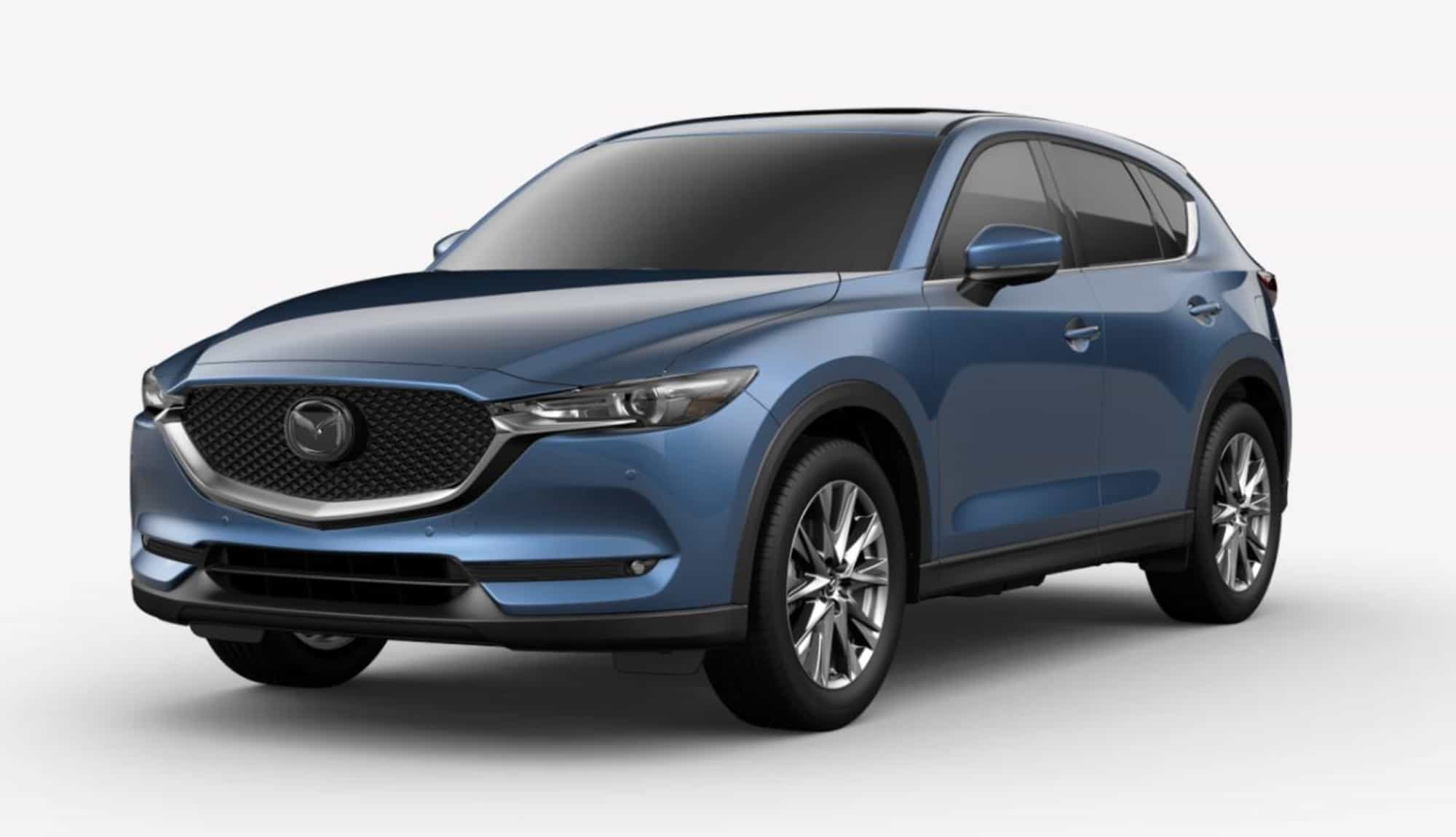 2020 CX-5, Eternal Blue Mica
