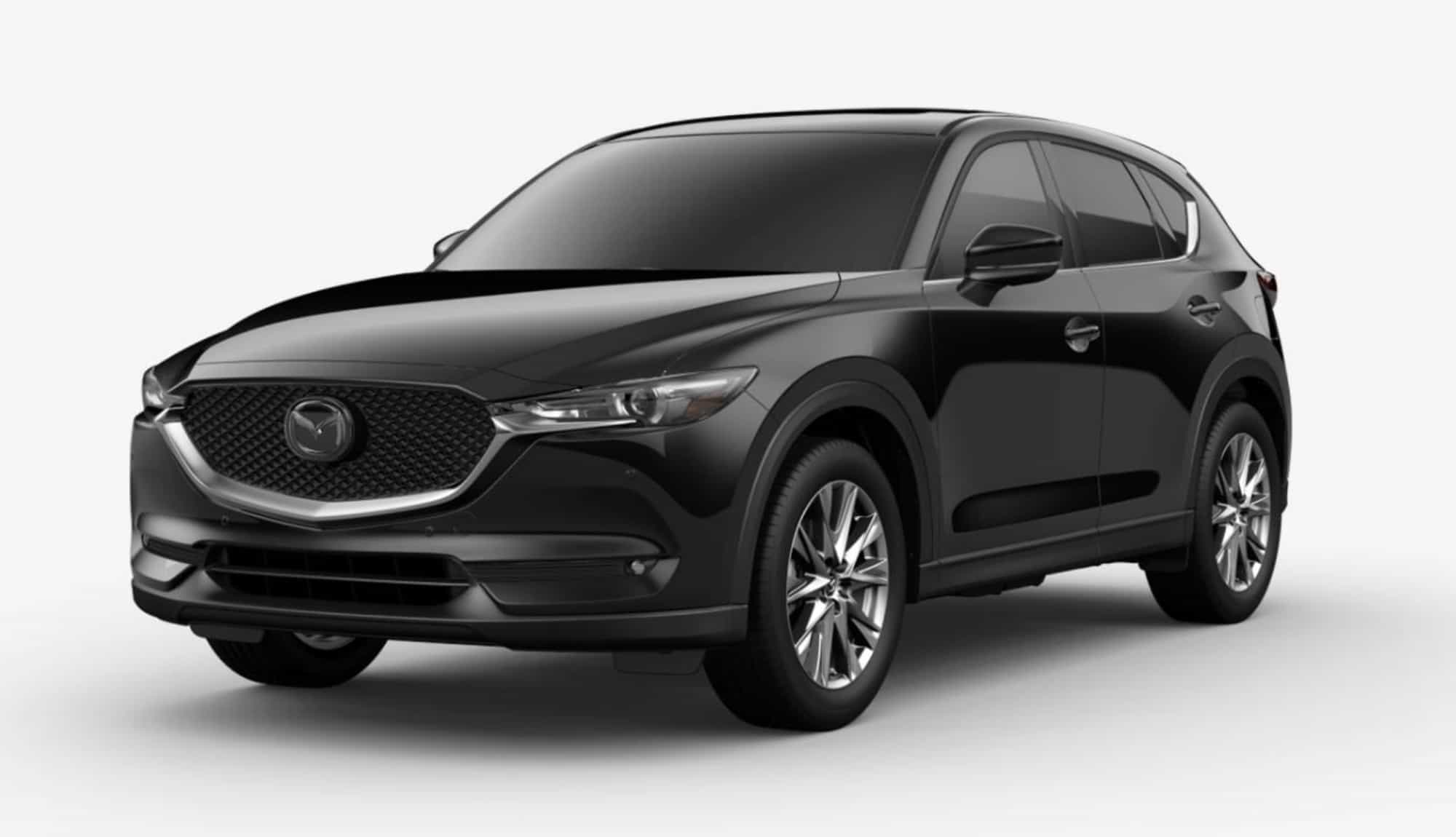 2020 CX-5, Jet Black Mica