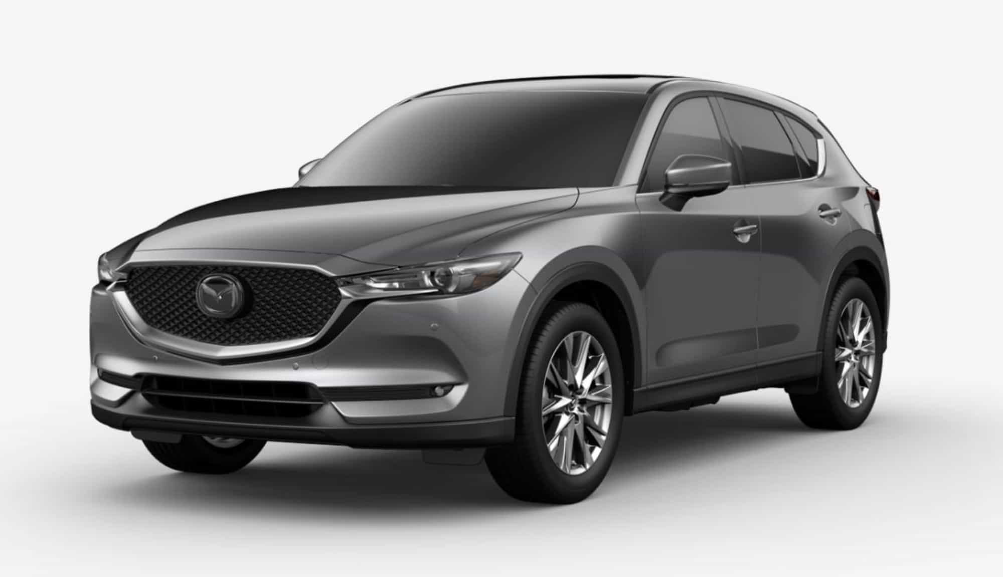 2020 CX-5, Machine Gray Metallic