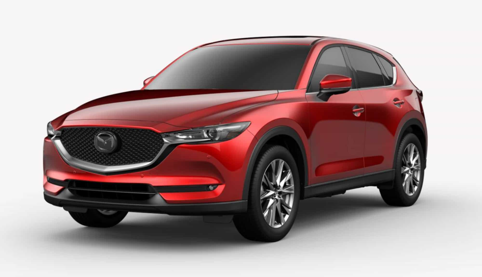 2020 CX-5, Soul Red Crystal Metallic