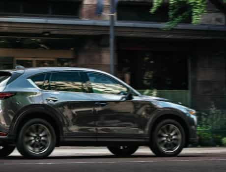2020 CX-5, TURBOCHARGED ENGINE