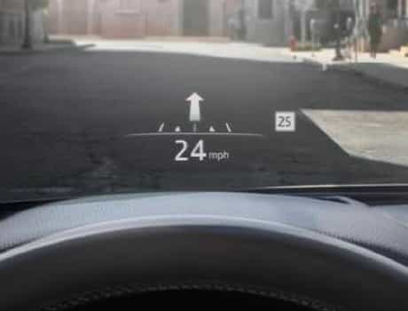 2020 CX-5, ACTIVE DRIVING DISPLAY