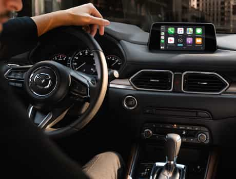 2020 CX-5, STAY CONNECTED