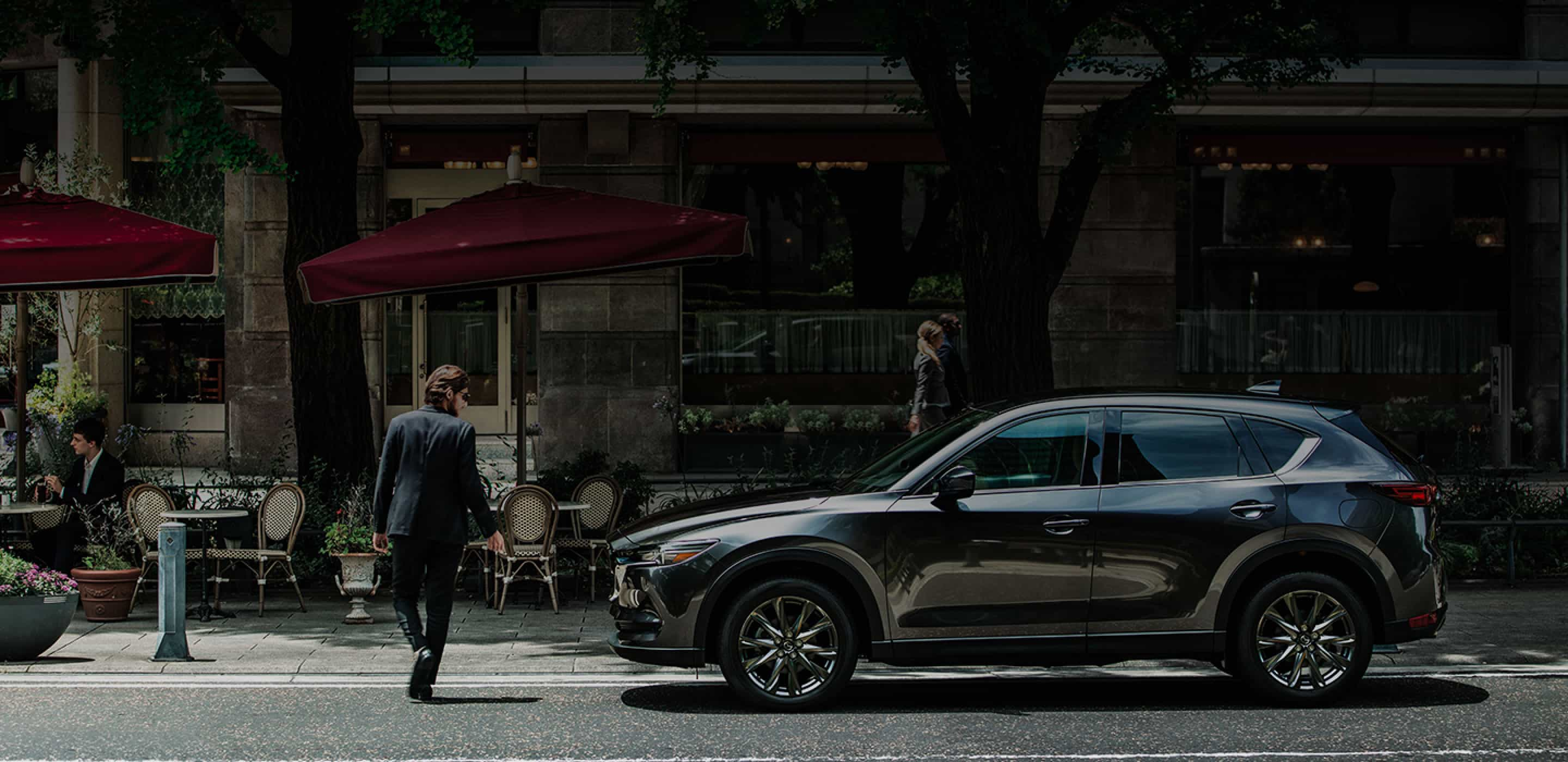 2020 CX-5, The Most Powerful CX-5 Ever<sup>1</sup>