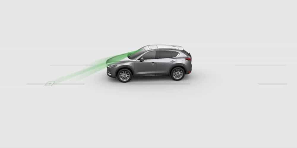 LANE DEPARTURE WARNING SYSTEM - CX-5