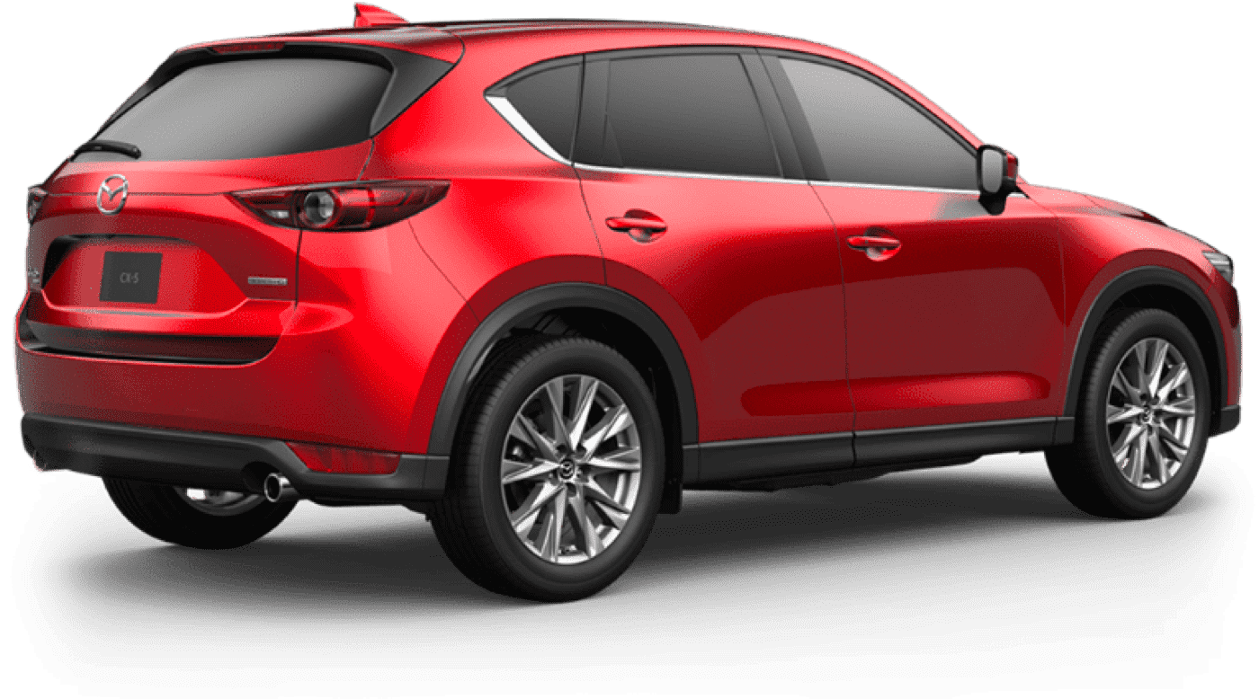 CX-5 Trims - Grand Touring Reserve