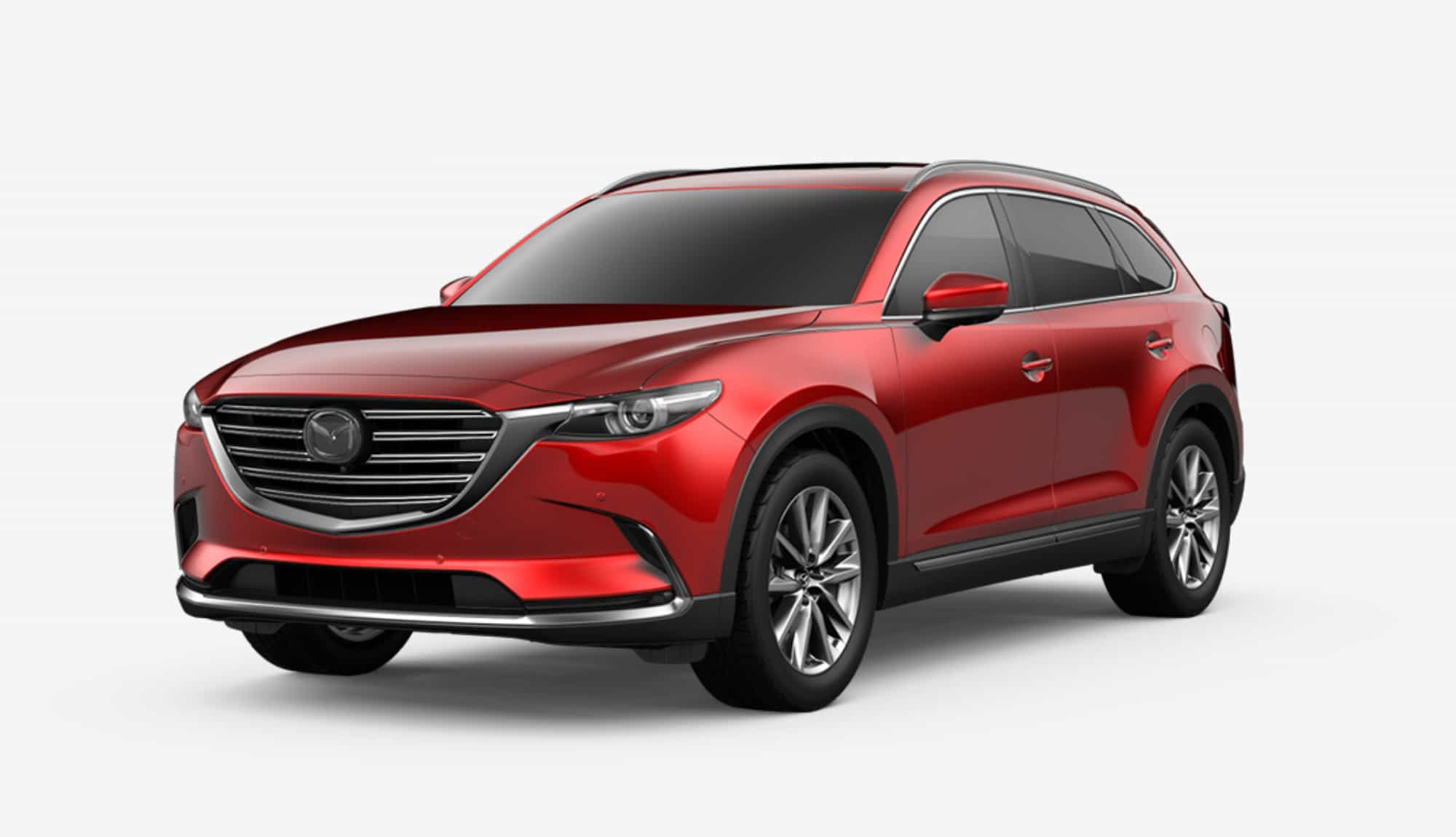 2020 CX-9, Soul Red Crystal Metallic