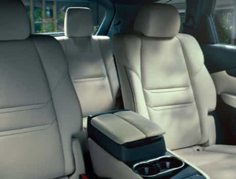 2020 CX-9, 2ND-ROW CAPTAIN'S CHAIRS