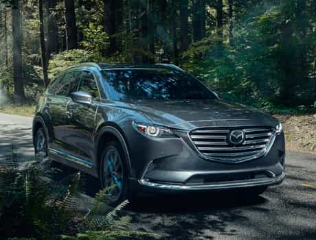 2020 CX-9, A MORE POWERFUL TURBO