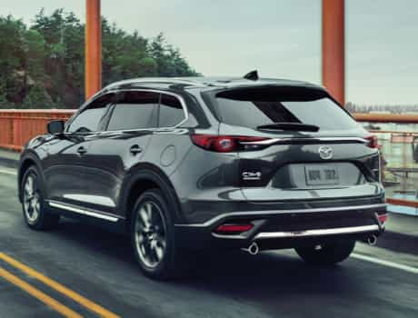 2020 CX-9, SKYACTIV<sup>®</sup> TECHNOLOGY
