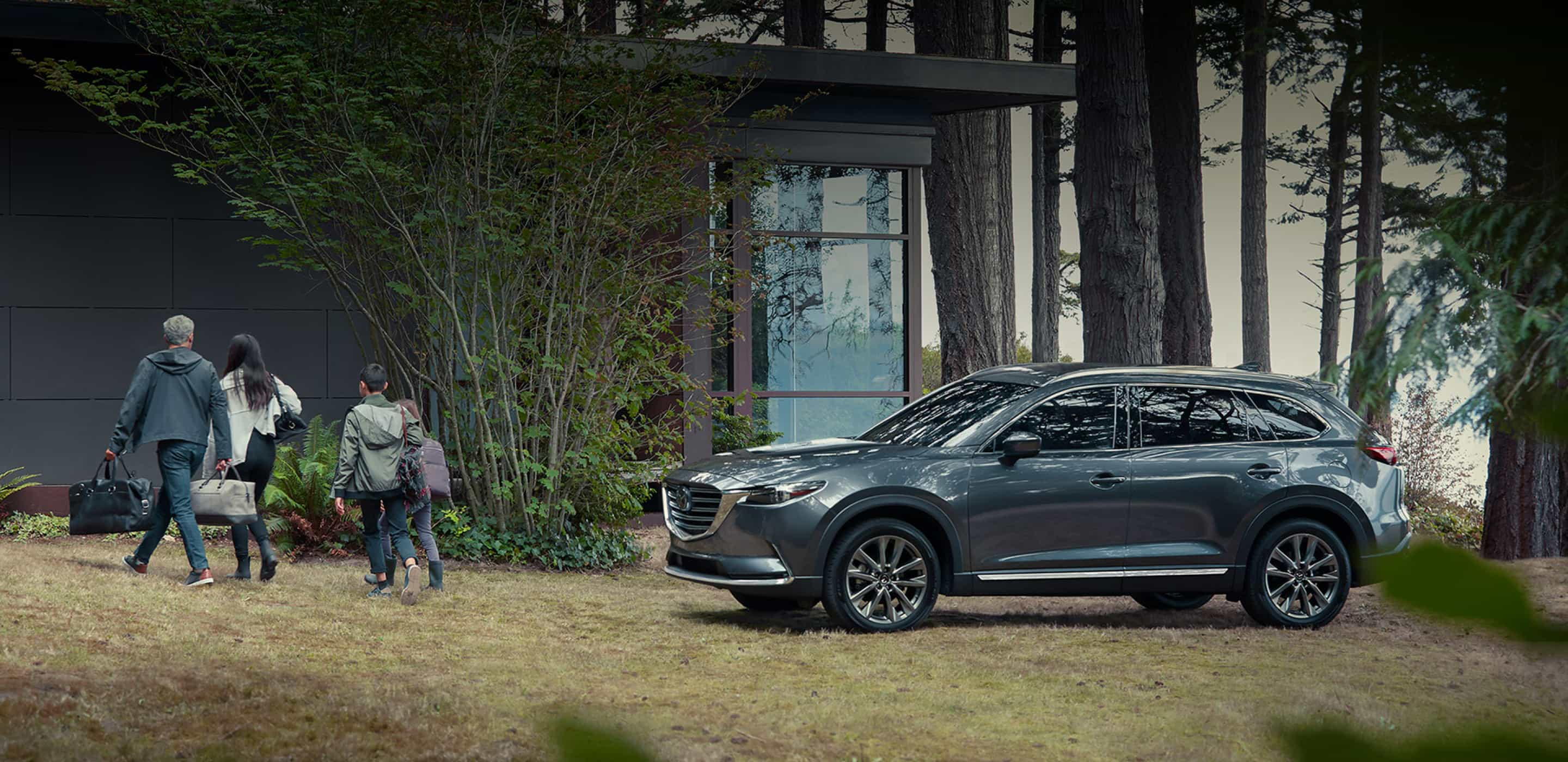 2020 CX-9, The Three Row CX-9 With Turbo Engine