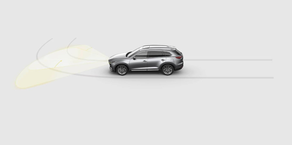 ADAPTIVE FRONT-LIGHTING SYSTEM - CX-9