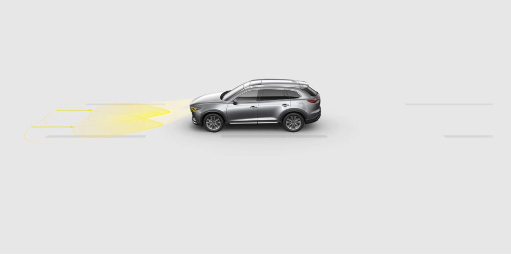 HIGH BEAM CONTROL - CX-9