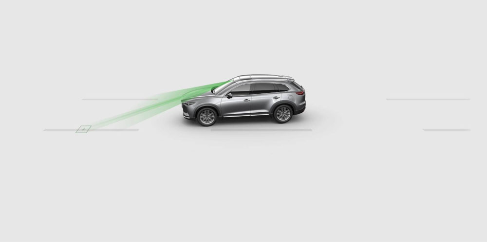 LANE DEPARTURE WARNING SYSTEM - CX-9