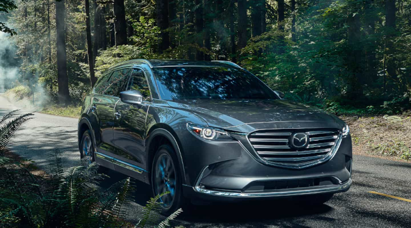 CX-9 - PERFORMANCE