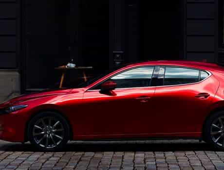 2020 Mazda3 Hatchback, BEAUTY THROUGH SUBTRACTION