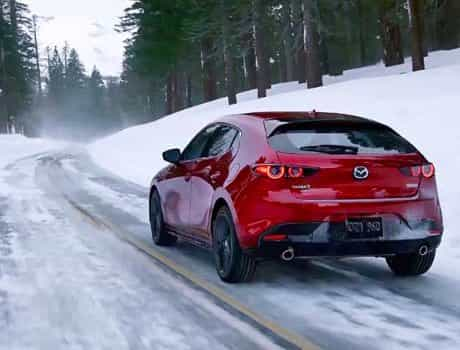 2020 Mazda3 Hatchback, AVAILABLE <span style='text-transform: lowercase;'>I</span>-ACTIV AWD<sup>®</sup>