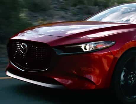 2020 Mazda3 Hatchback, 186 HP: EXCITEMENT YOU CAN FEEL