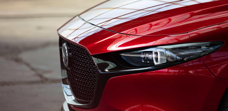 2020 - Mazda3 Hatchback