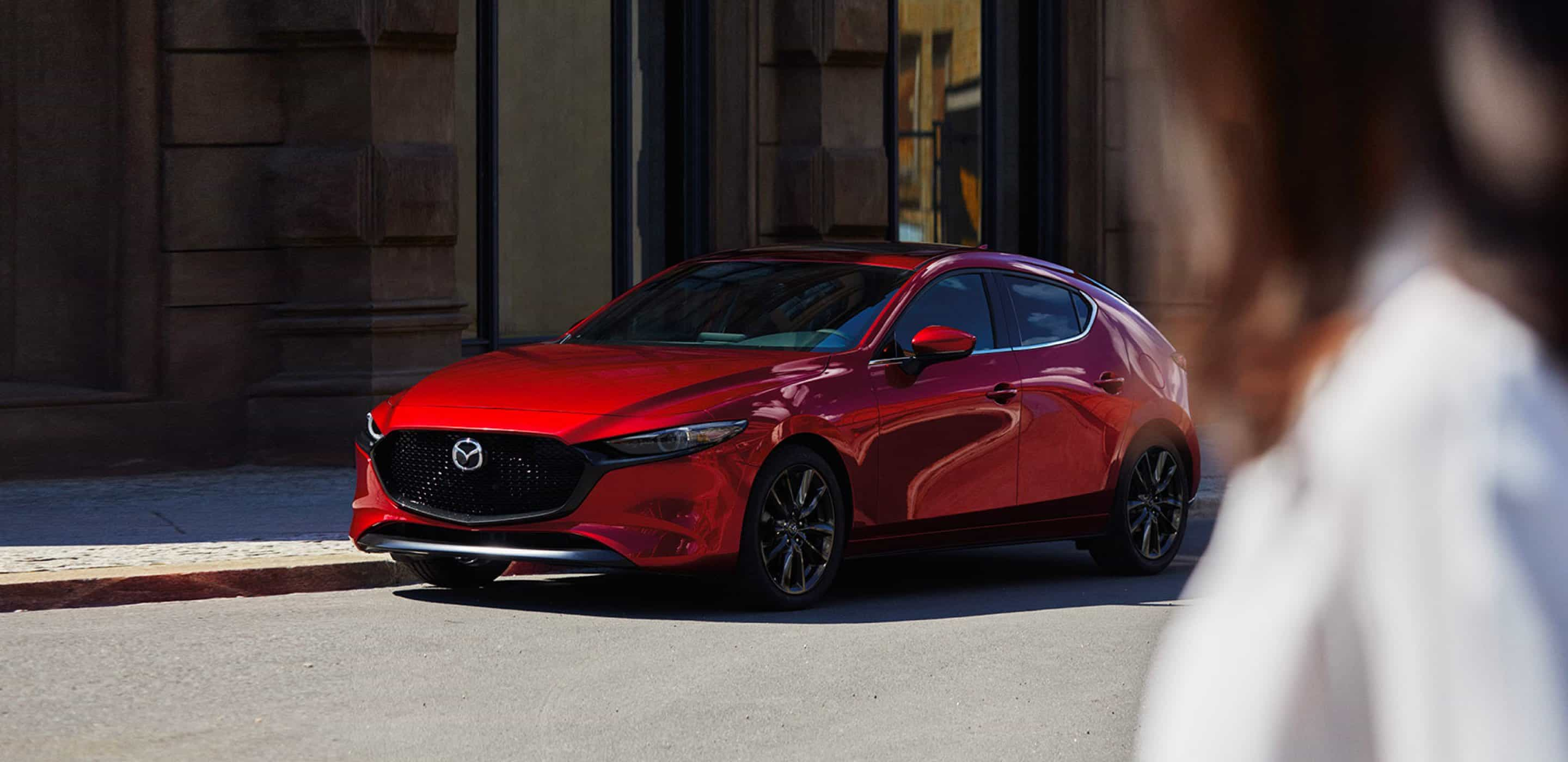 2020 Mazda3 Hatchback, 2020 WORLD CAR DESIGN OF THE YEAR