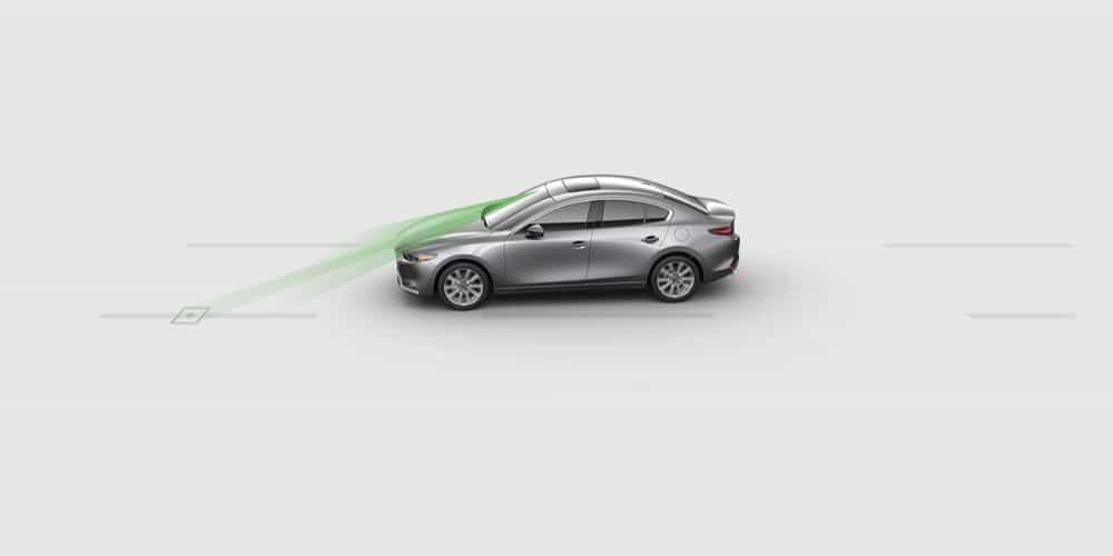 LANE DEPARTURE WARNING SYSTEM - Mazda3 Hatchback
